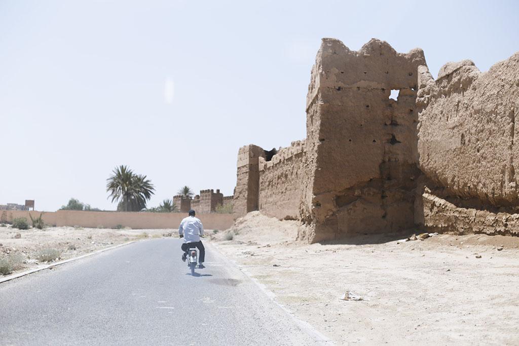 De Tafraoute à Taroudant